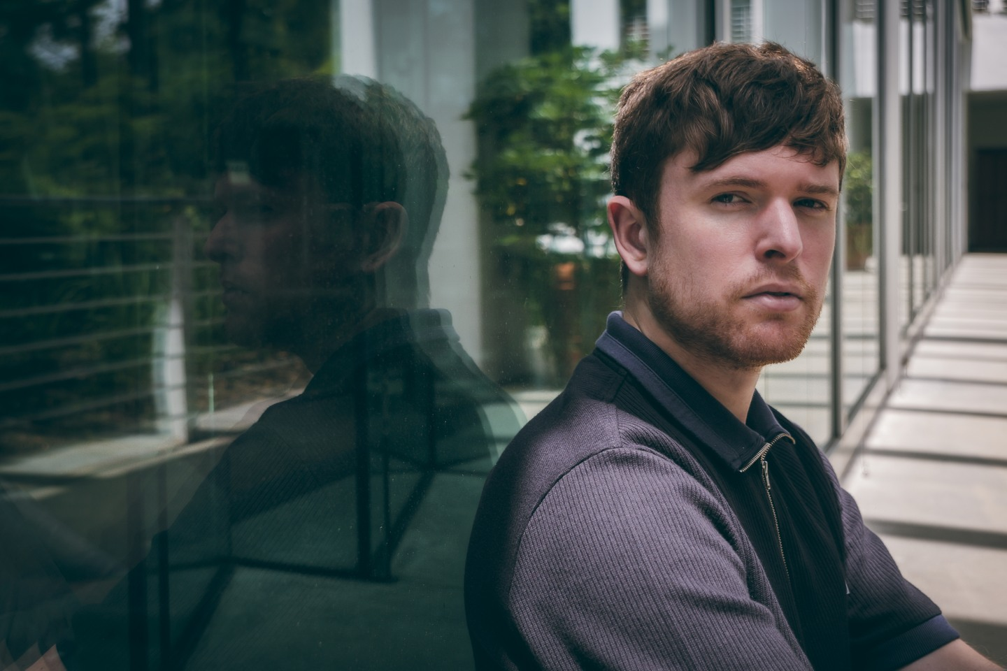 How James Blake learned to not be alone