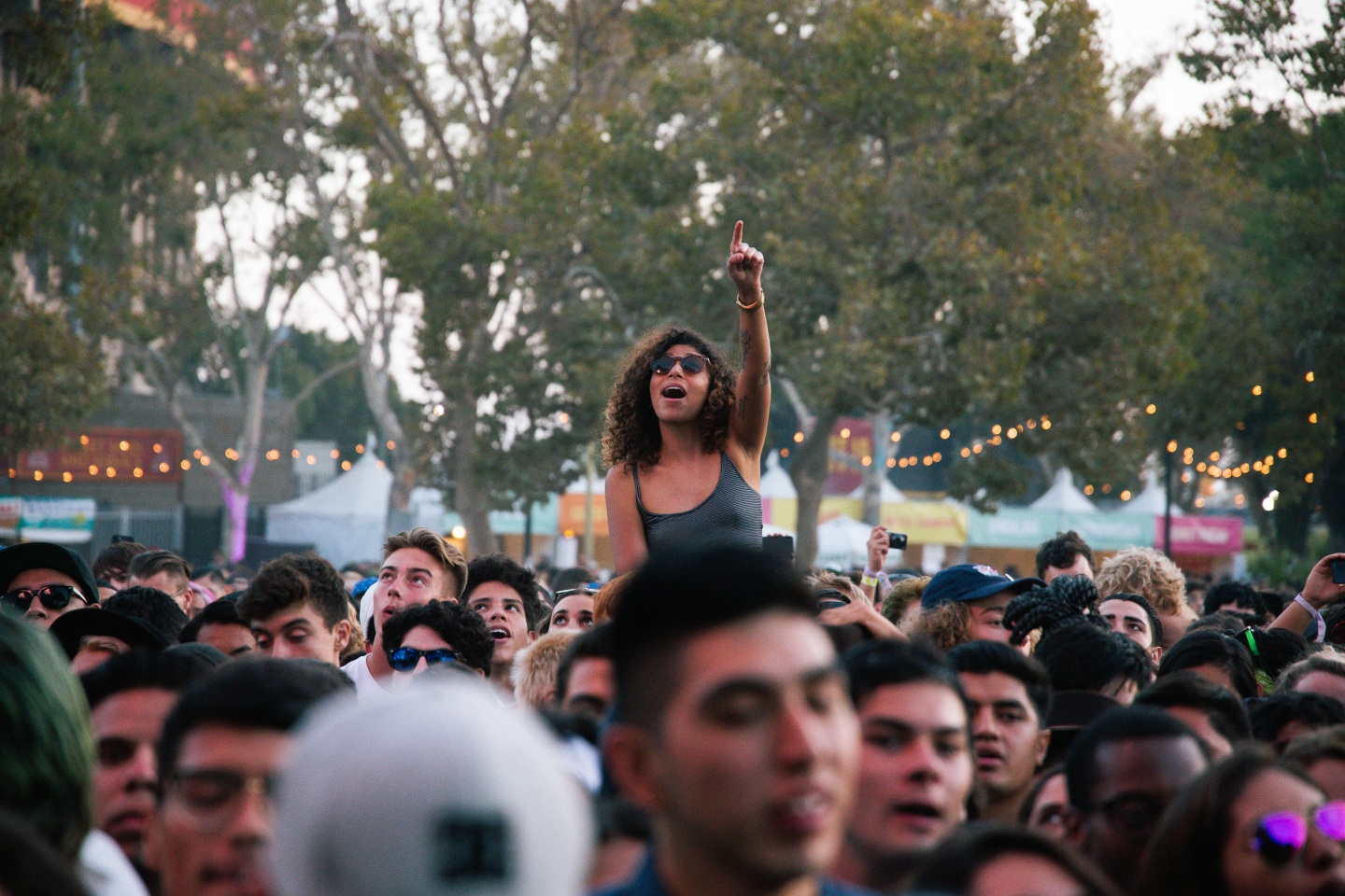 The Beautiful People of FYF Fest