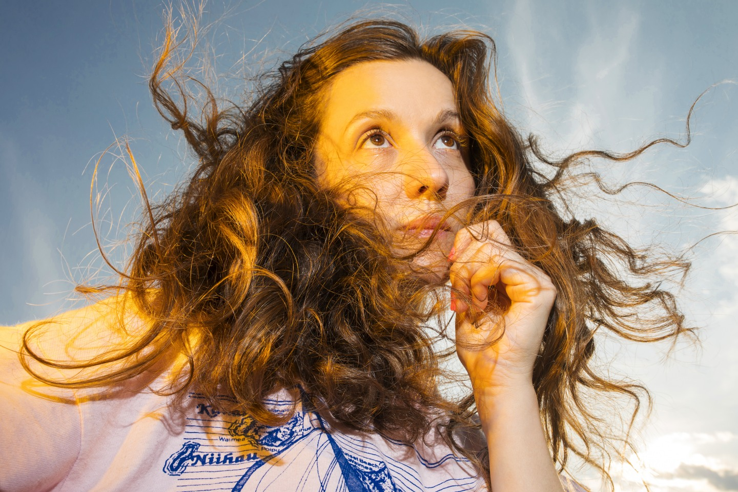 Jessy Lanza clears her head