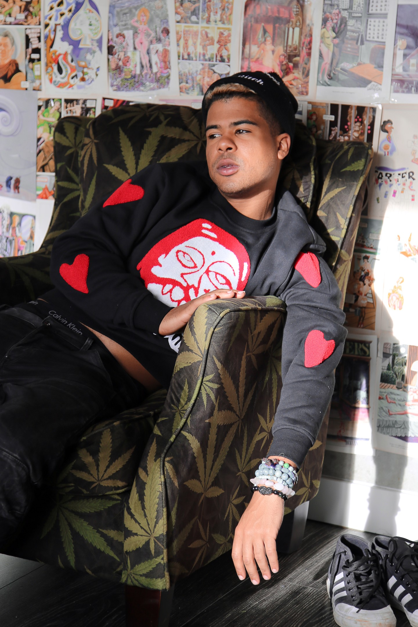 Makonnen Speaks His Truth
