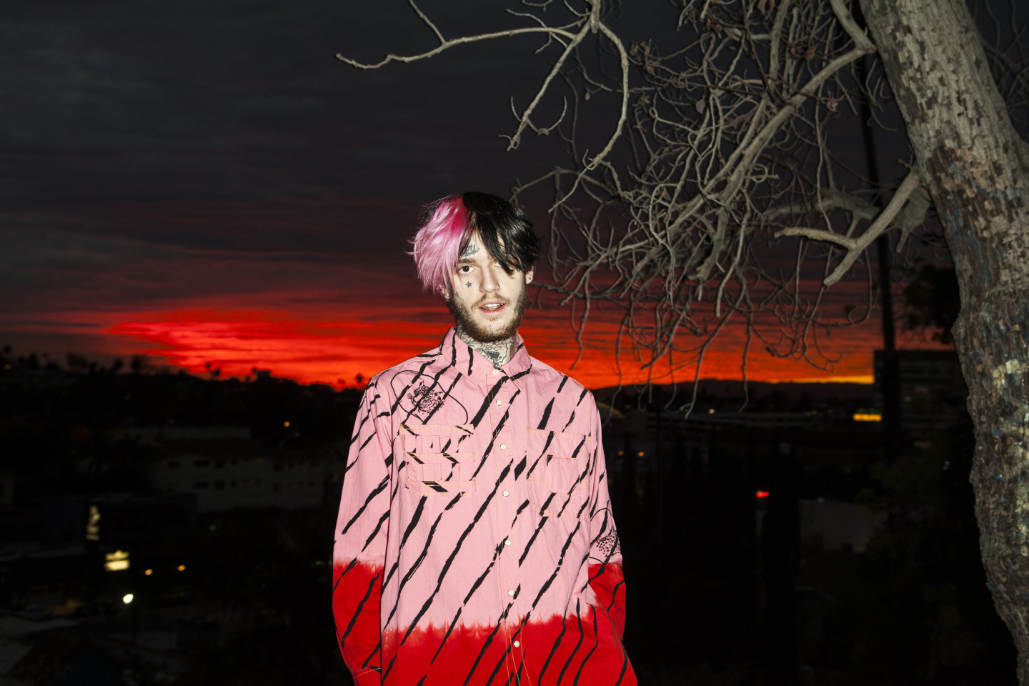 Meet Lil Peep, The All-American Reject You'll Hate To Love