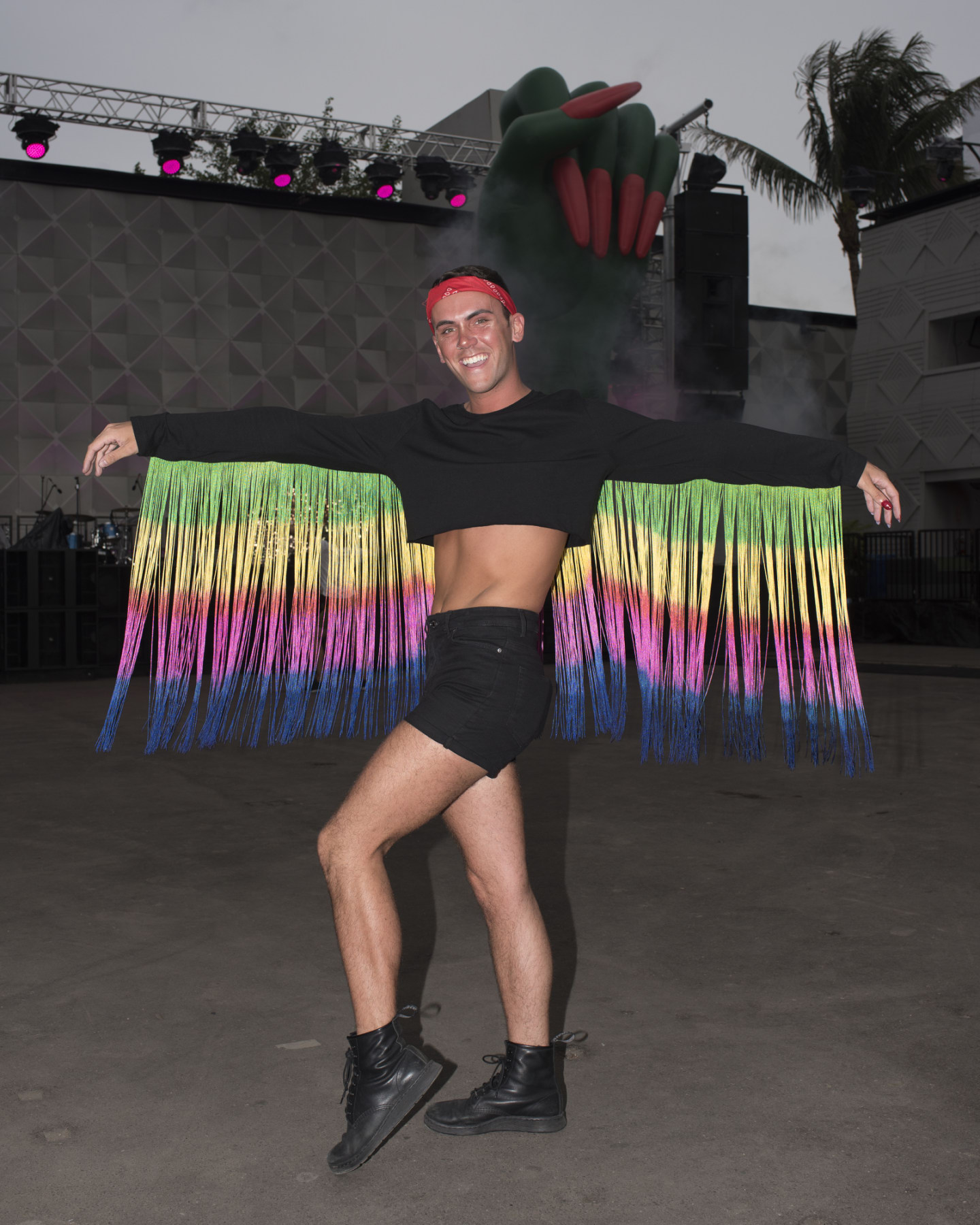 The most fun Pride weekend style was at LadyLand festival