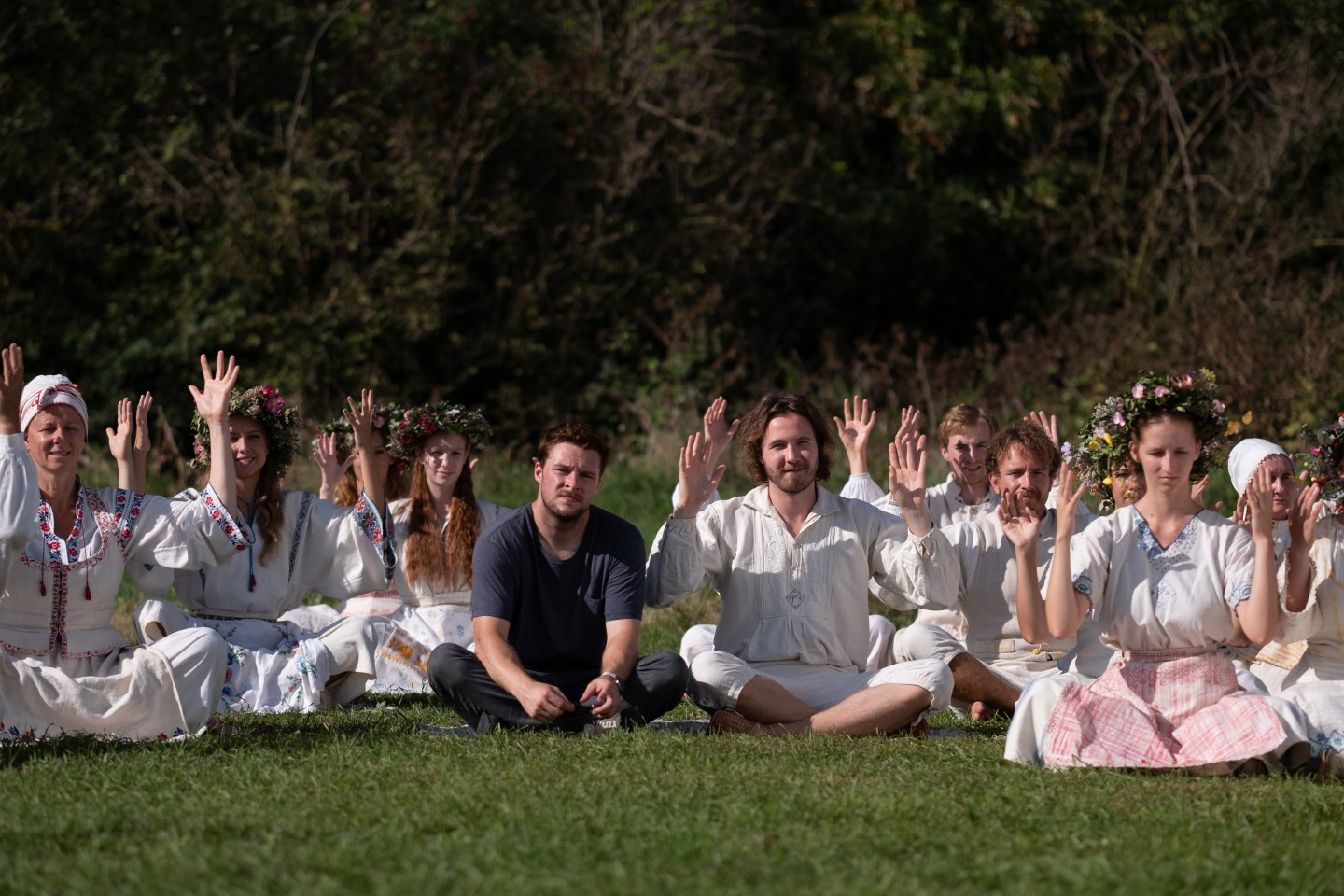 How the Haxan Cloak's Bobby Krlic brought unnerving beauty to <i>Midsommar</i>