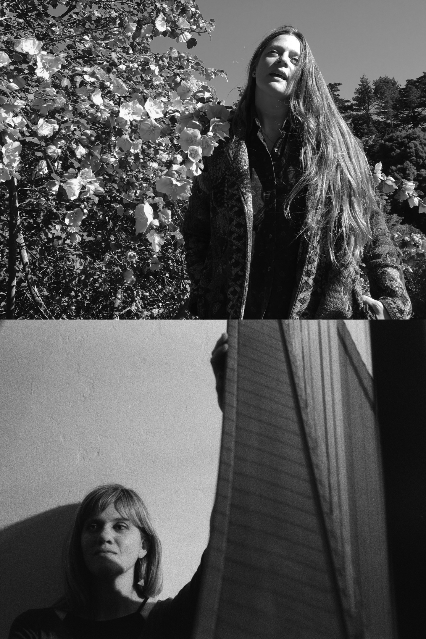 Hear Meg Baird and Mary Lattimore's no-rules folk album, <i>Ghost Forests</i>