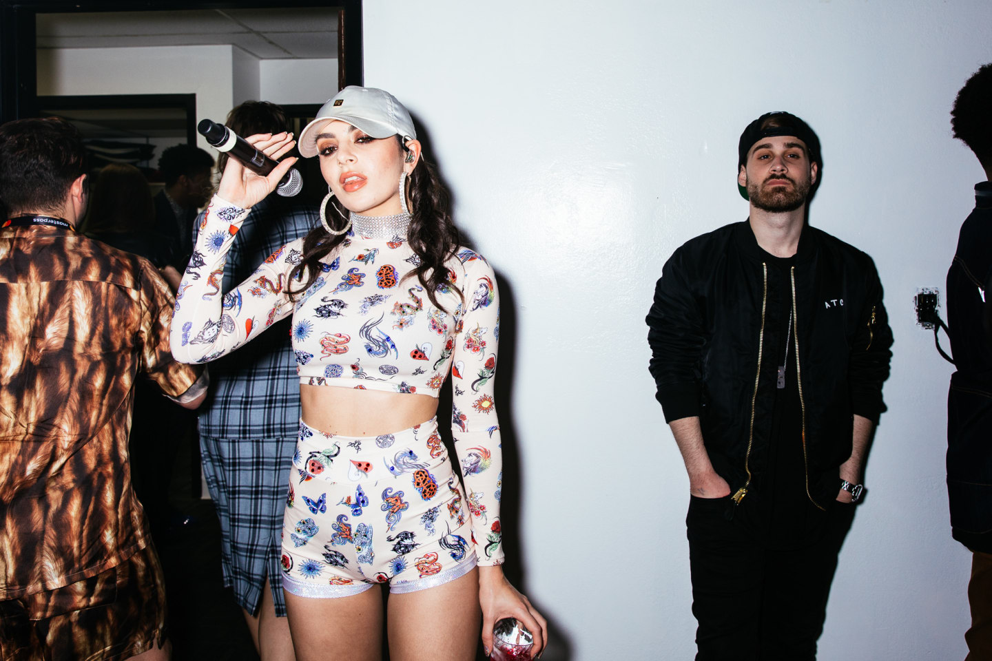 Charli XCX, BJ The Chicago Kid, And A-Trak Fired Up Grammy Weekend