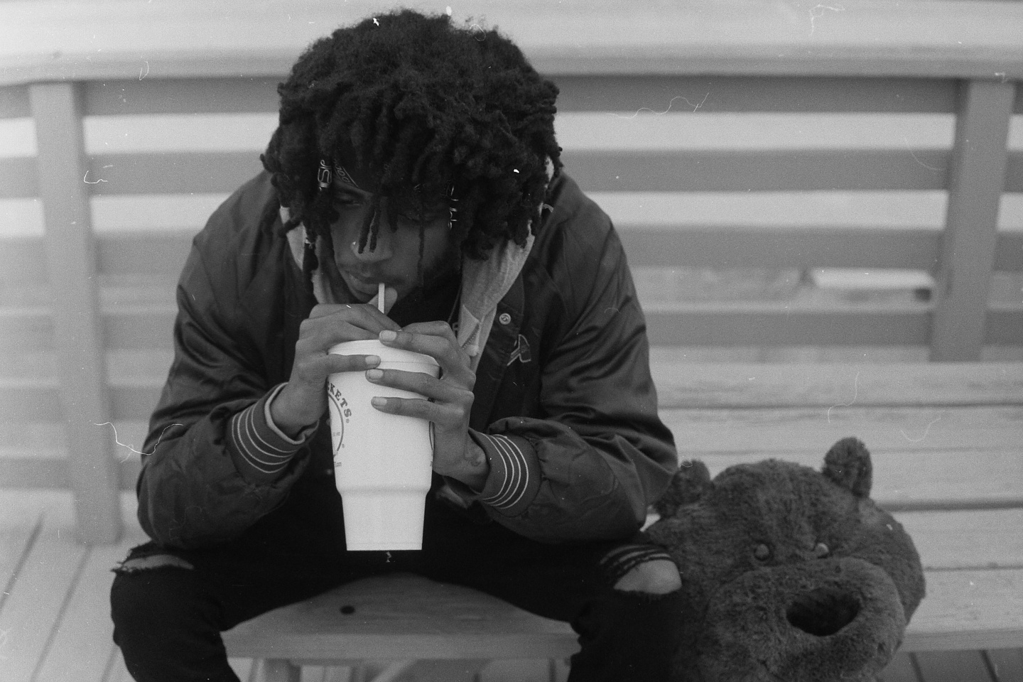 Meet 6LACK, The Atlanta R&B Singer Making Monochrome Songs About Freedom