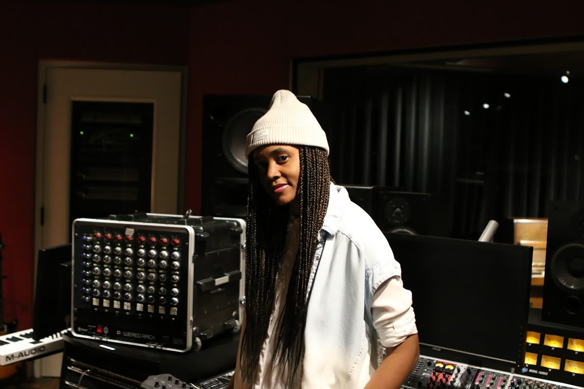 Ebonie Smith probably engineered your favorite song