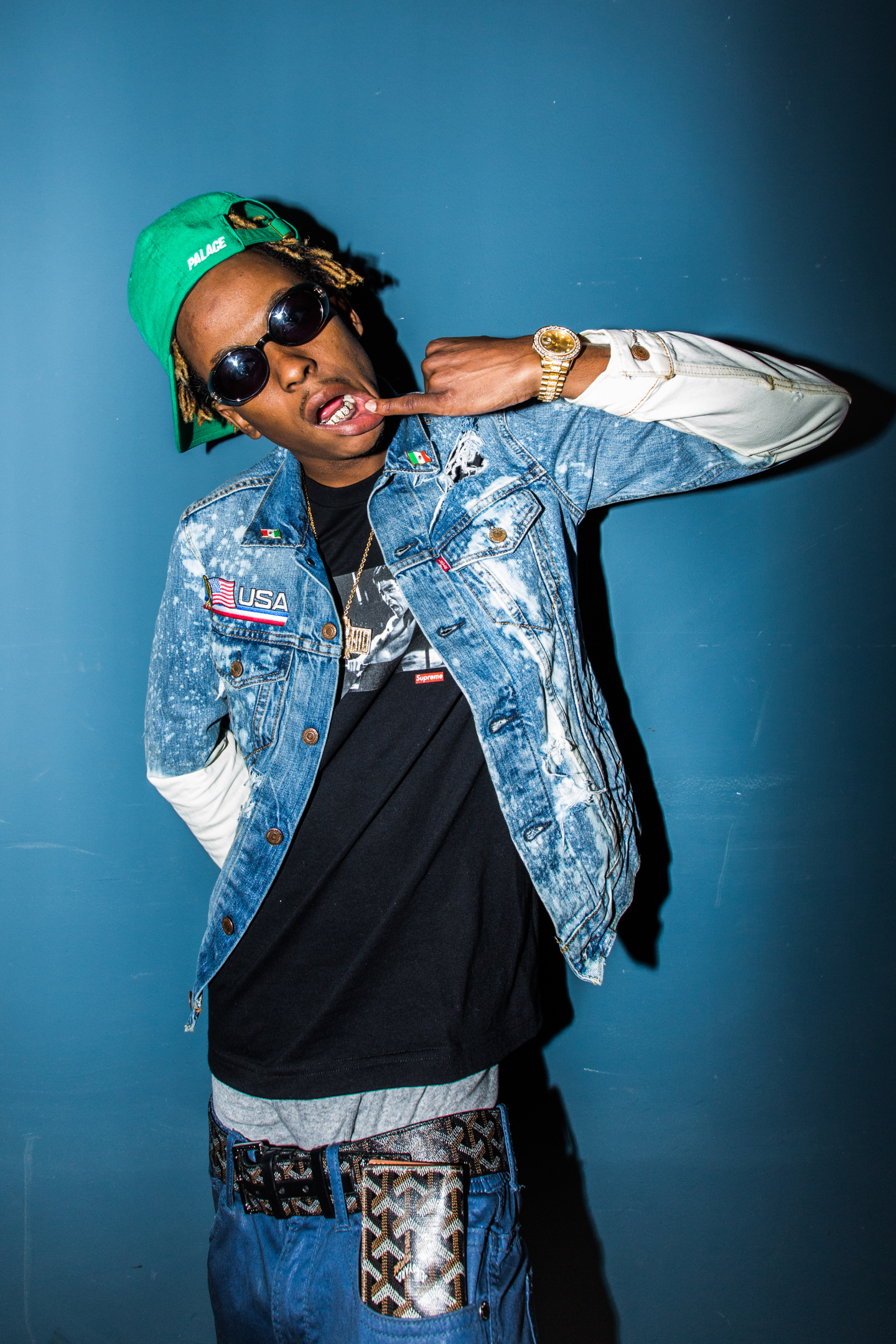 The Things I Carry Rich The Kid The Fader