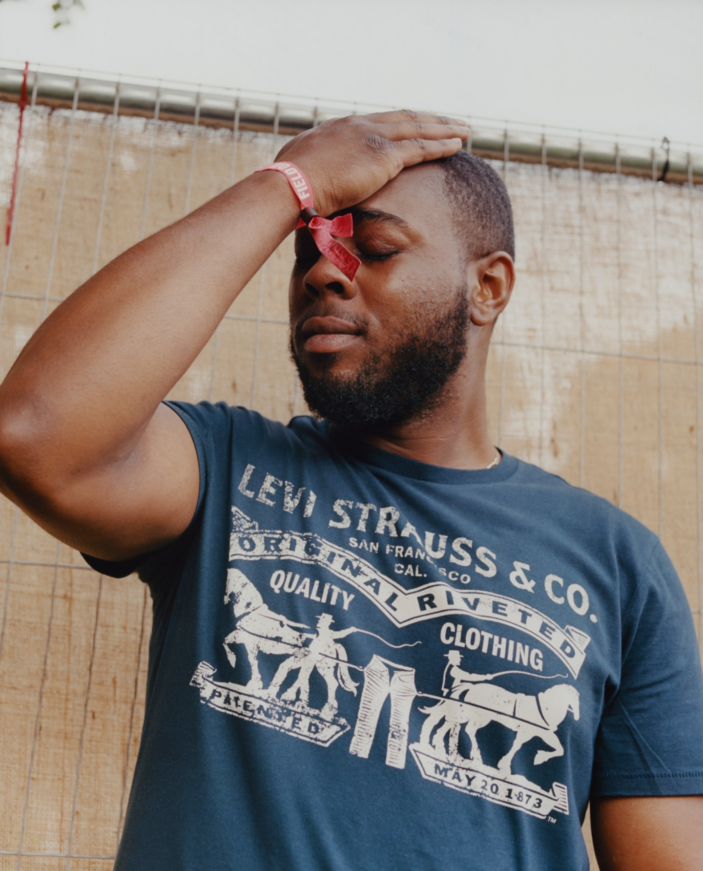 12 Backstage Portraits And Secrets From Your Favorite Artists At The FADER's Field Day stage