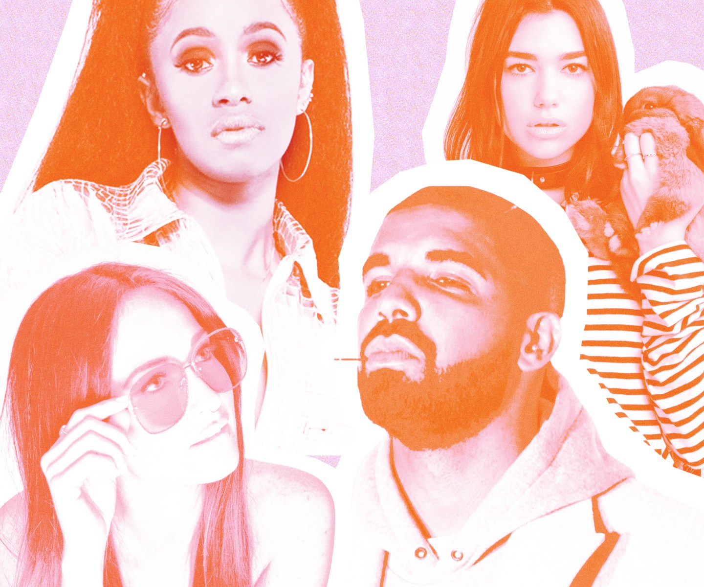 Here are all the contenders for Song of the Summer 2018