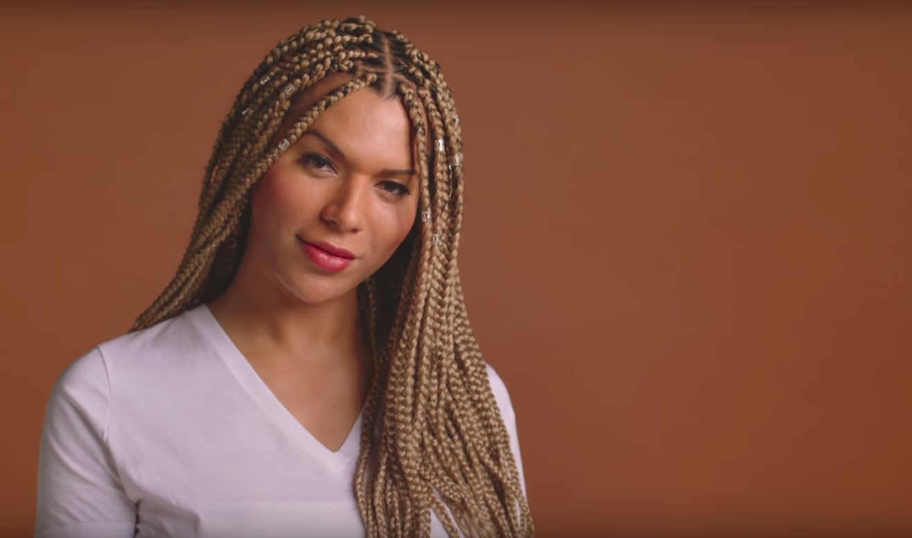 It's Unacceptable That L'Oréal Fired A Black Trans Model For Speaking Out Against White Supremacy