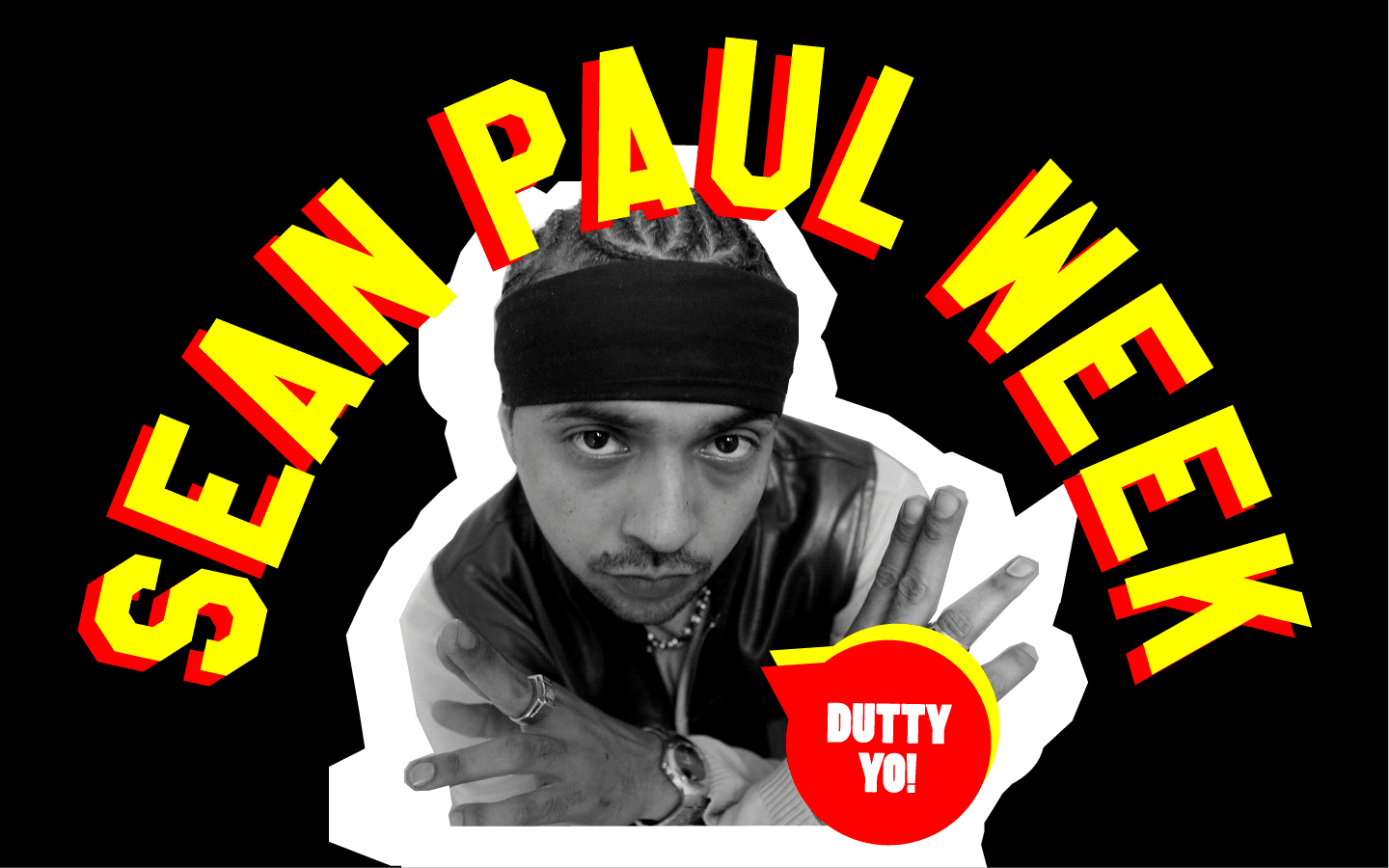 Introducing Sean Paul Week On The FADER