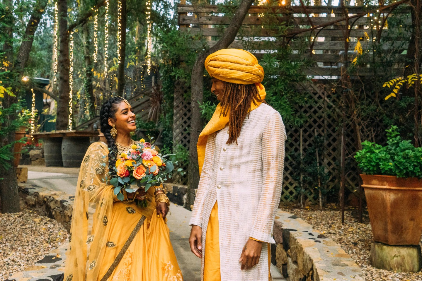 How This Young Couple Planned A Dream Wedding The Fader