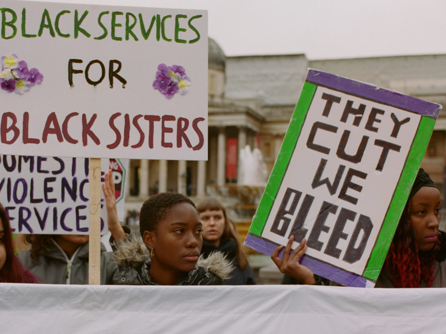 Sisters Uncut Are Fighting For The Rights Of BME And Migrant Women In The U.K.