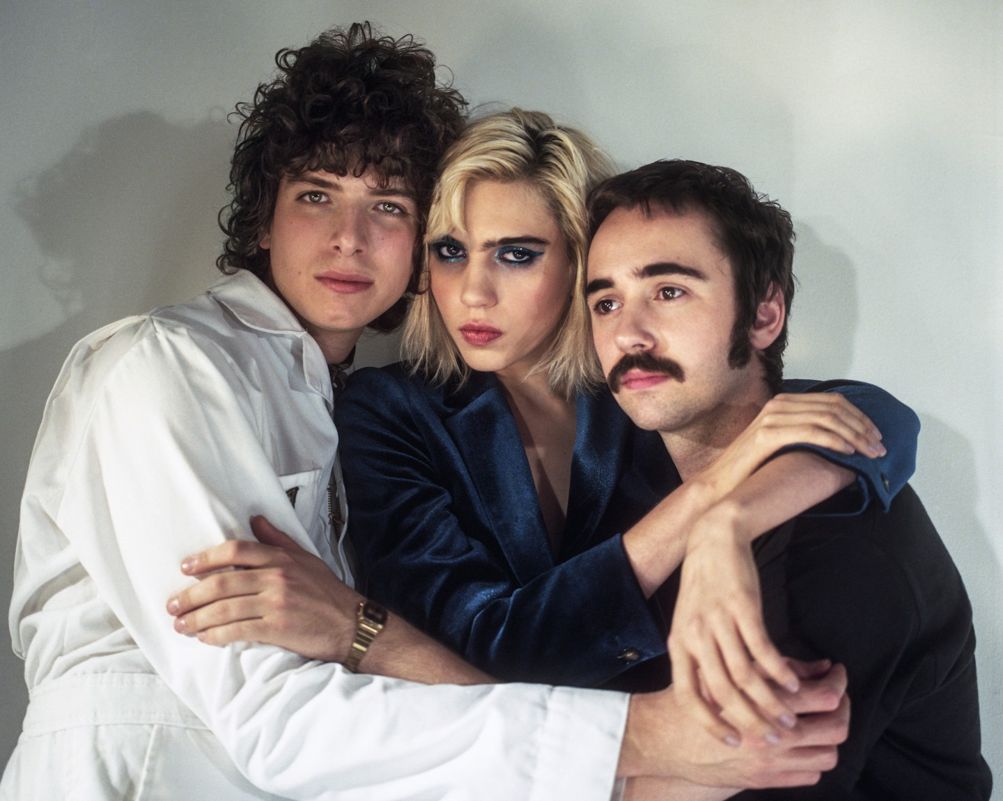 Sunflower Bean on the grown-up uncertainty that inspired <i>Twentytwo in Blue</i>