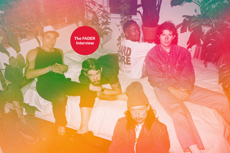 Turnstile on how isolation inspired their wild and wonderful new album <i>GLOW ON</i>