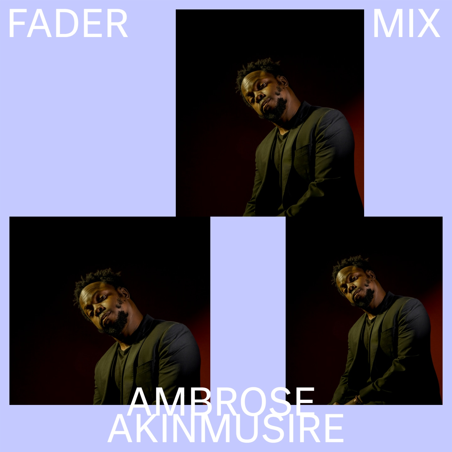 Listen to a new FADER Mix by Ambrose Akinmusire