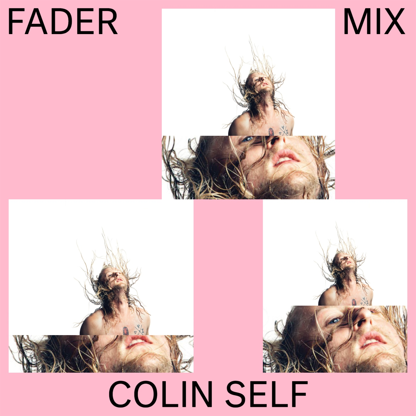 Listen to a new FADER Mix by Colin Self