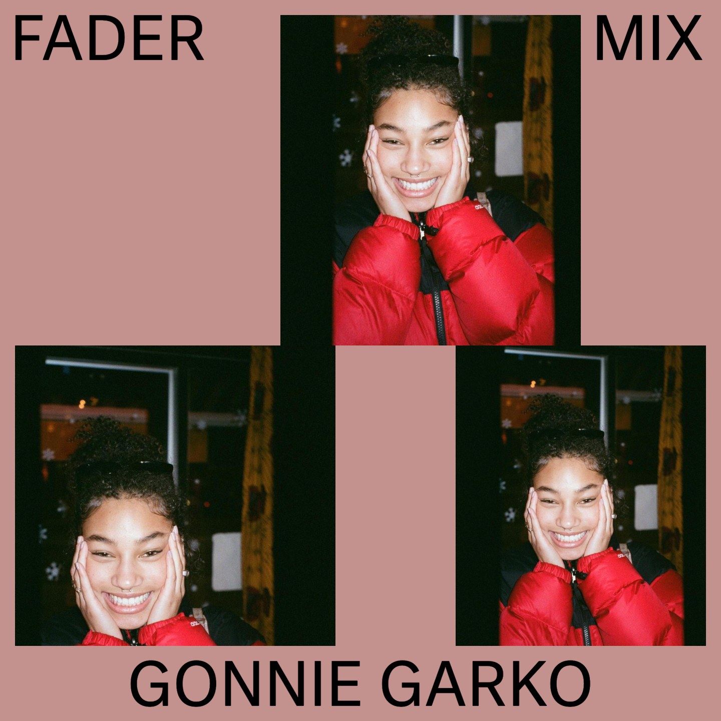 Listen to a new FADER Mix by Gonnie Garko