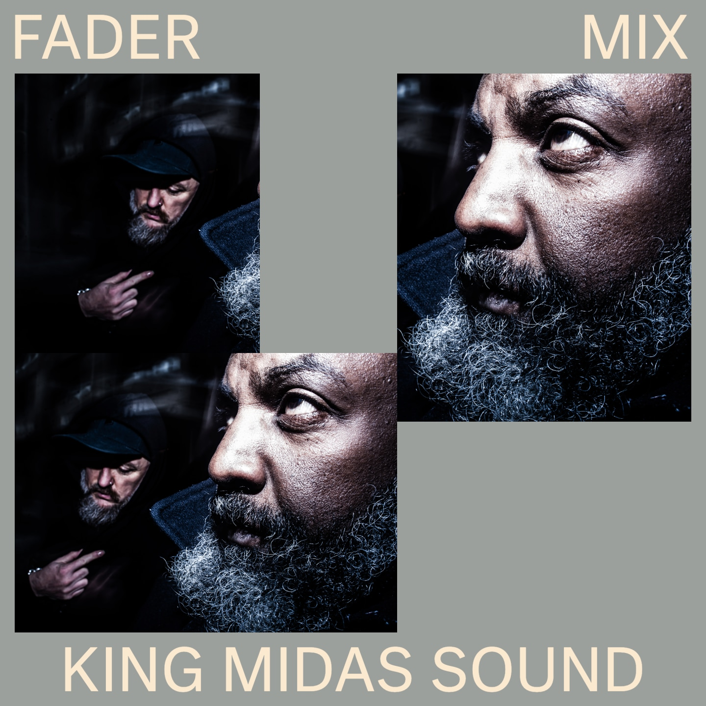 Listen to a new FADER Mix by King Midas Sound
