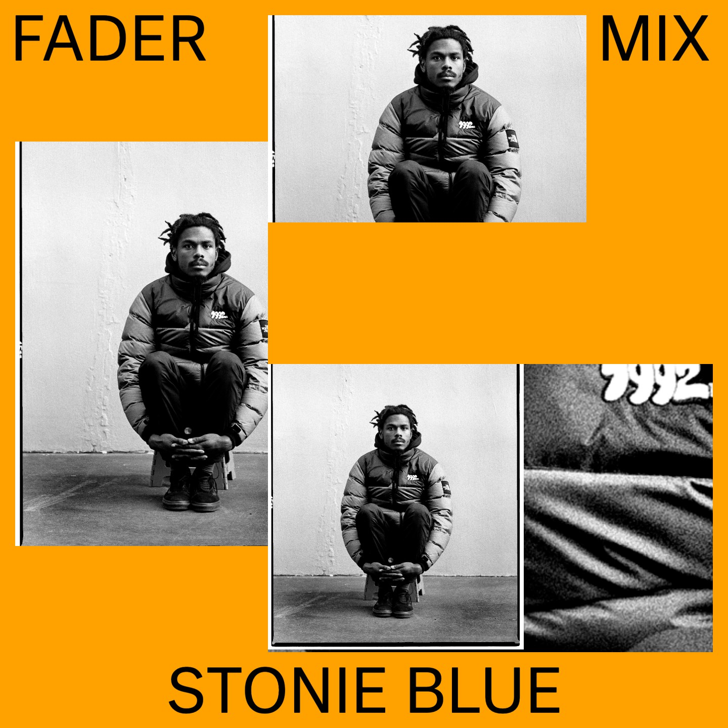 Listen to a new FADER Mix by Stonie Blue