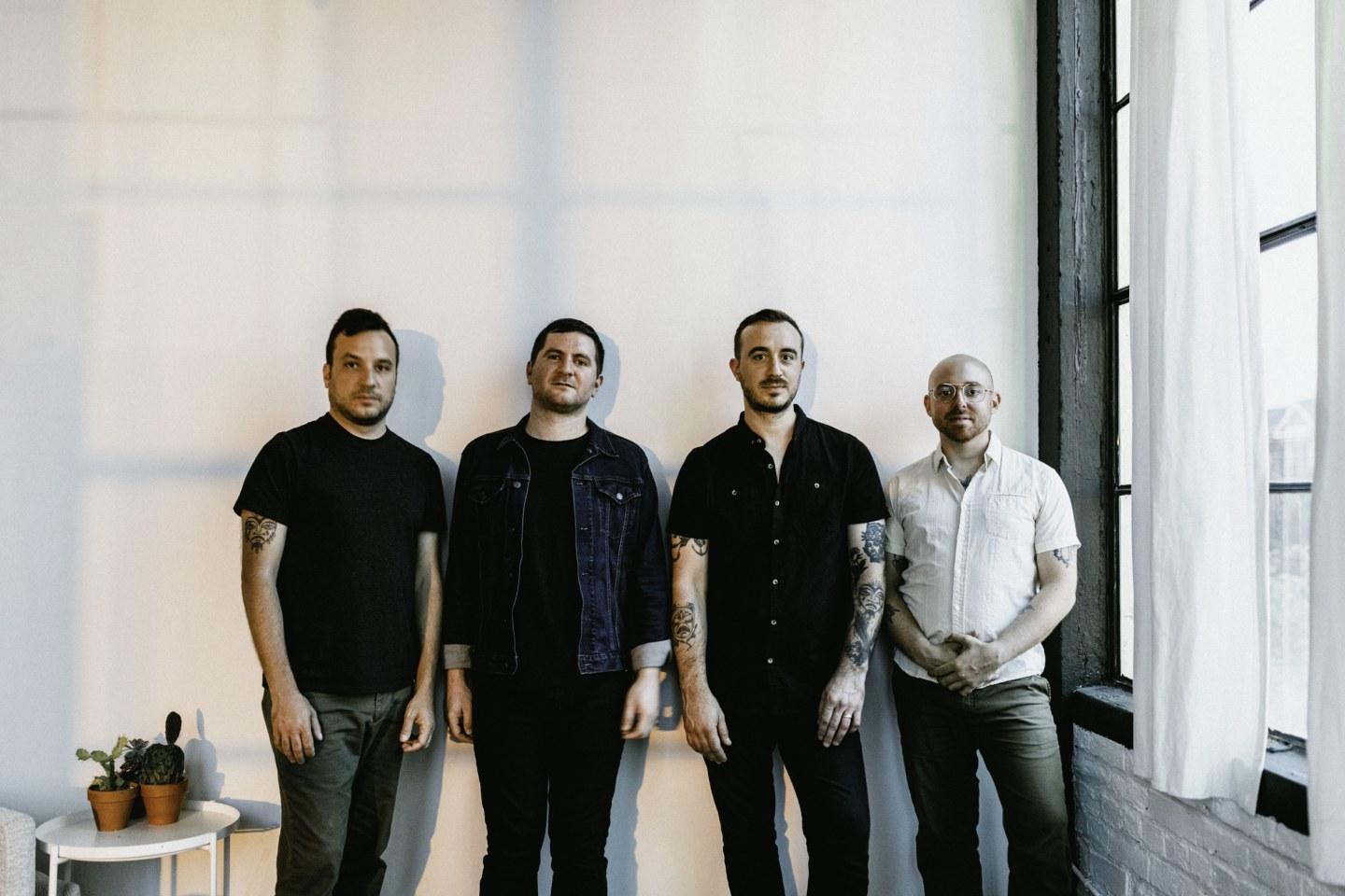 Growing up and growing old with The Menzingers
