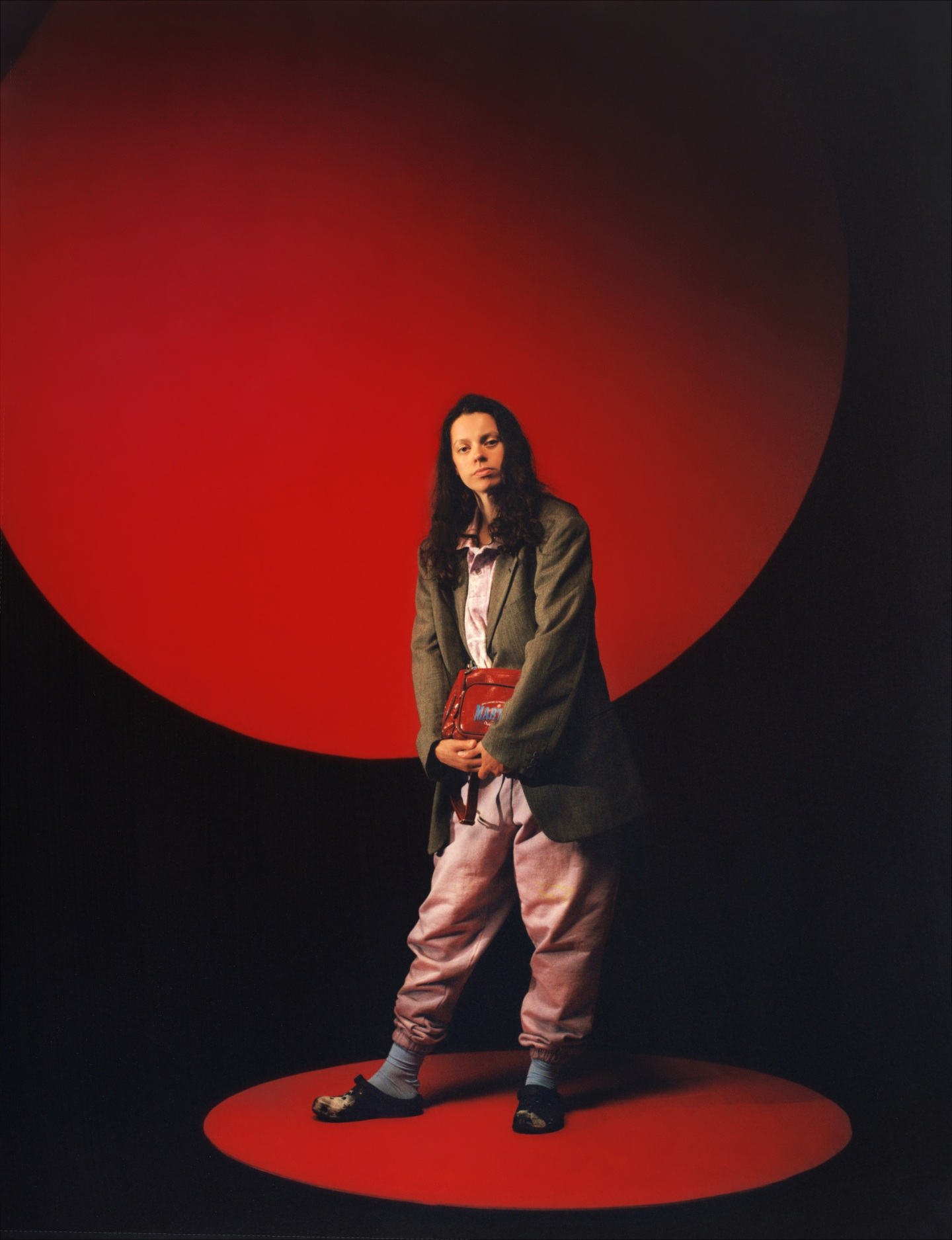 Cover Story: Tirzah in Suburbia