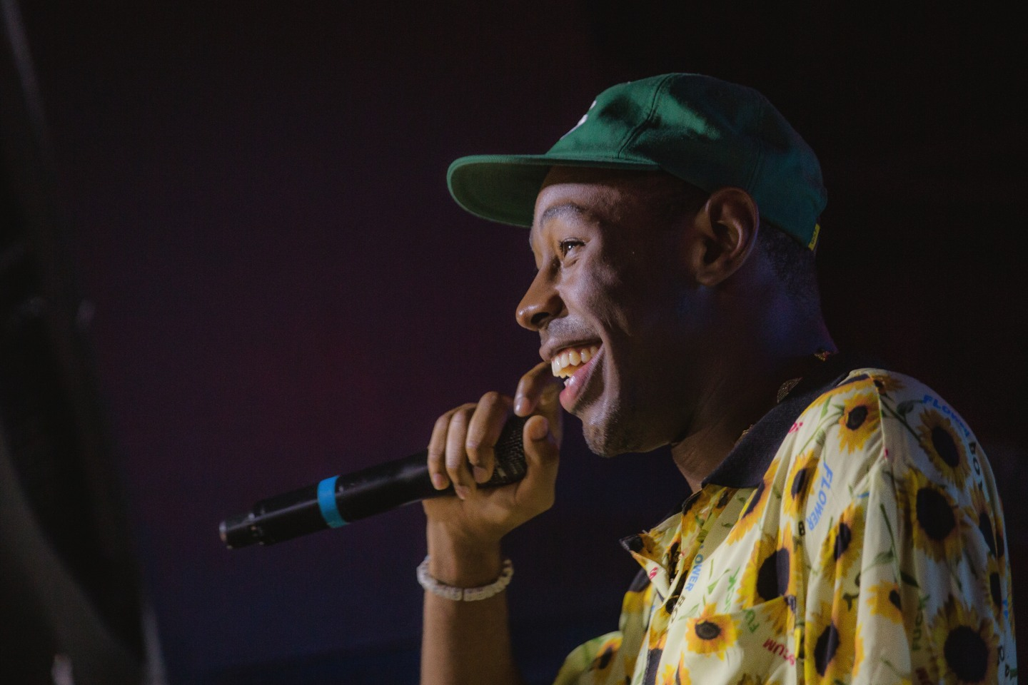 With <i>Flower Boy</i>, Tyler, The Creator Has Built A Pastel Kingdom To Flourish In