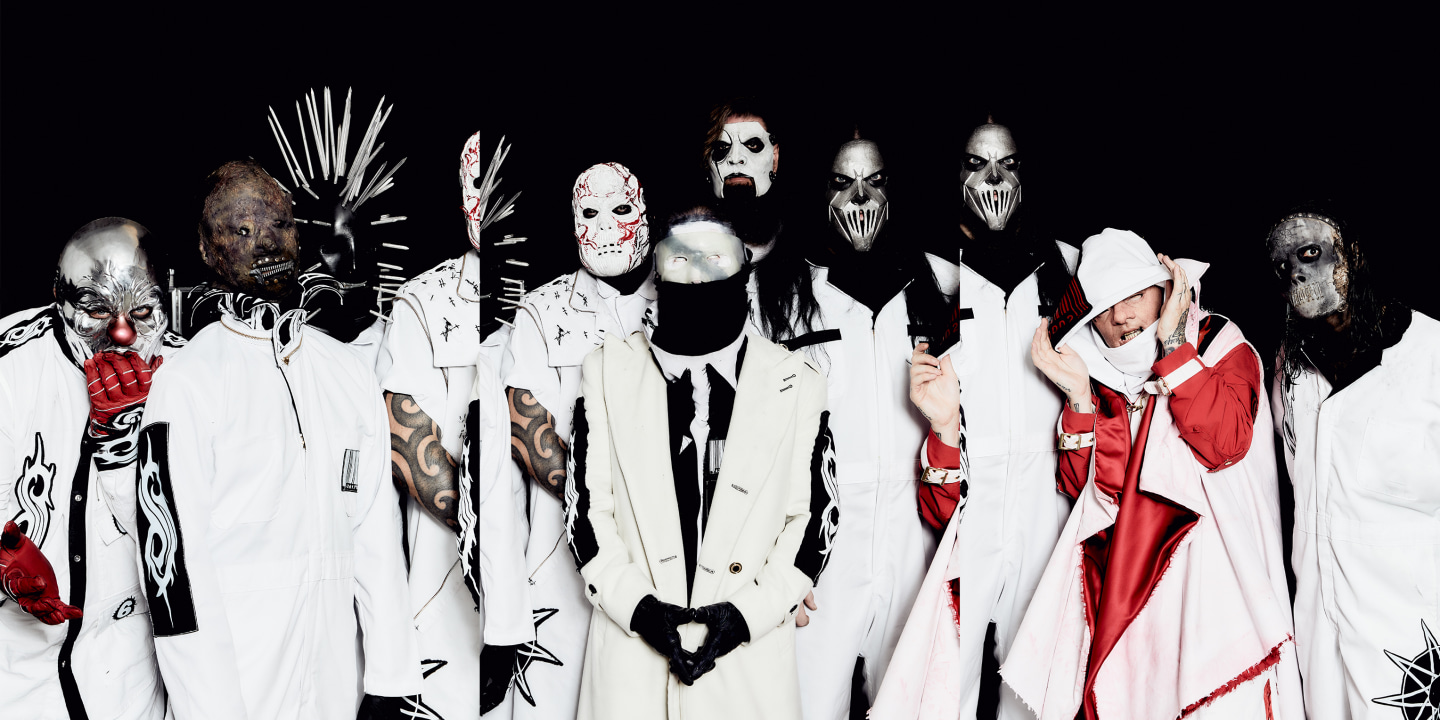 Slipknot's Corey Taylor on what it's like to (still) be a