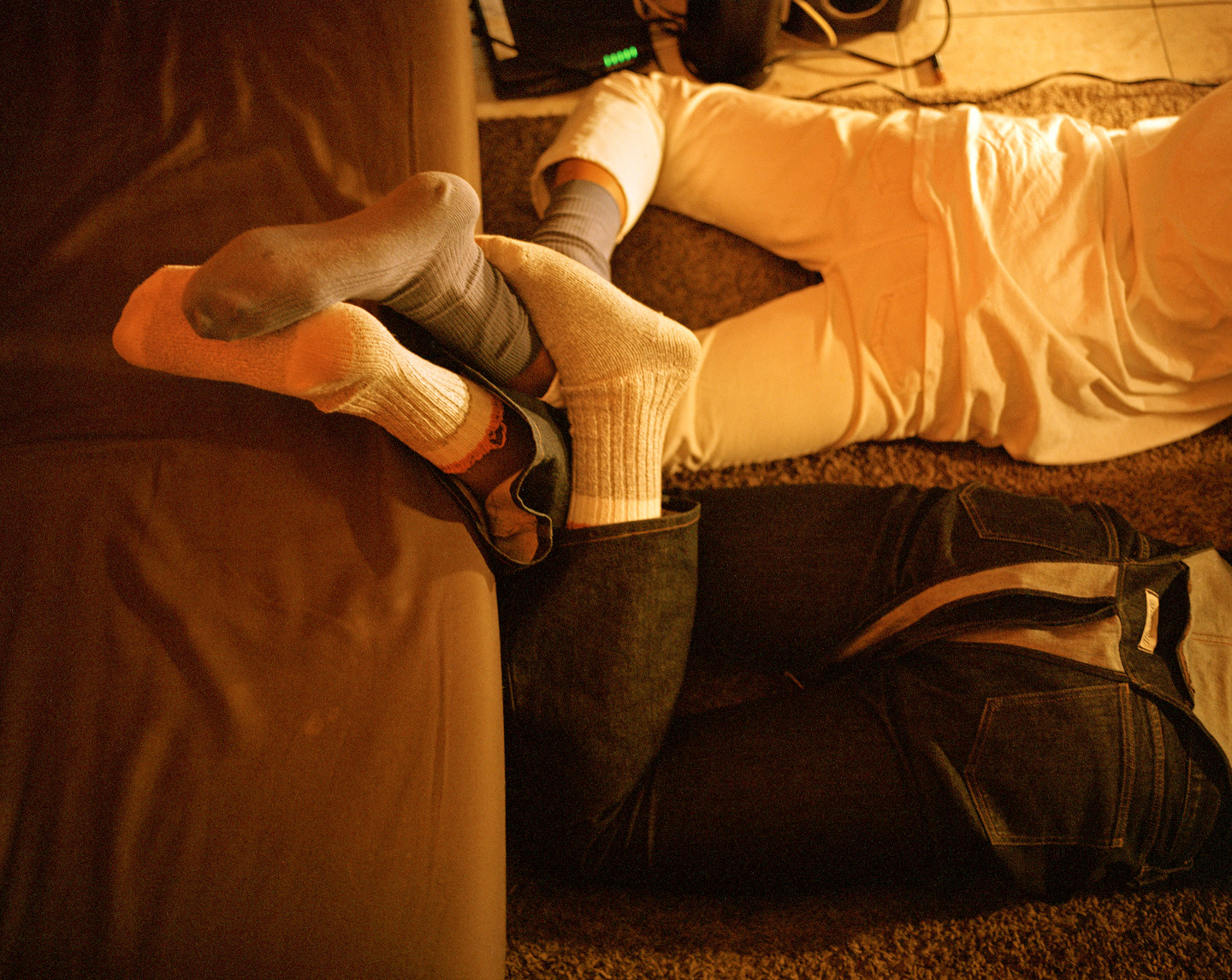 How 3 Real-Life Couples Do A Cozy Night In
