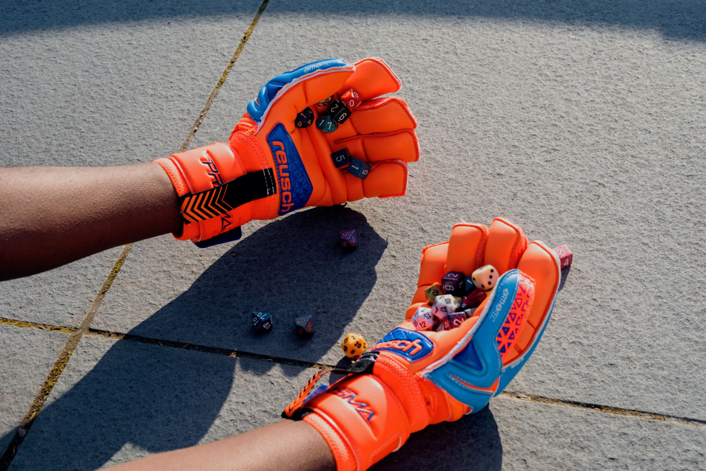 You should be paying more attention to goalie gloves  471ee0d06776