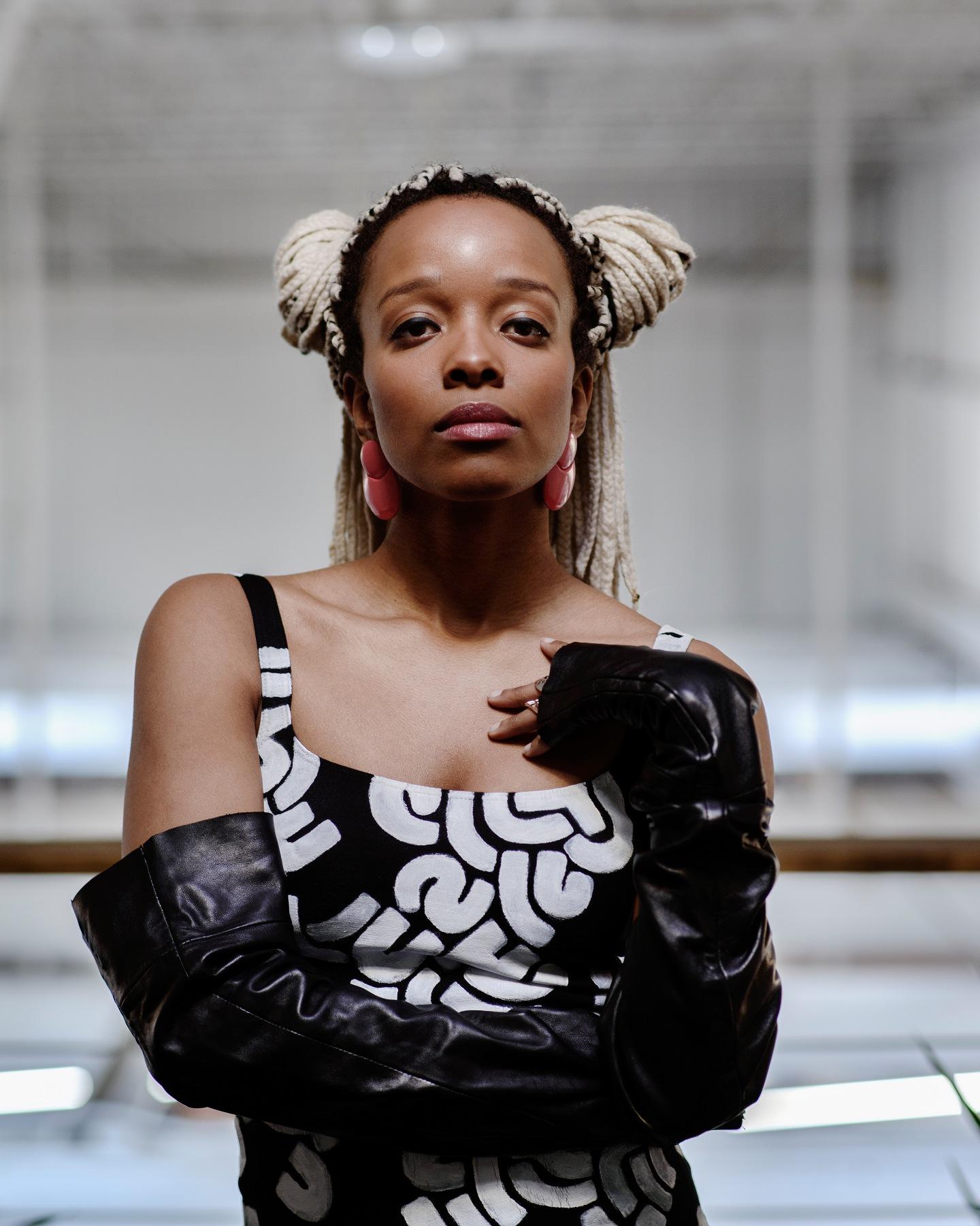Meet Jamila Woods, The Do-It-All Poet Making Freedom Songs For Girls