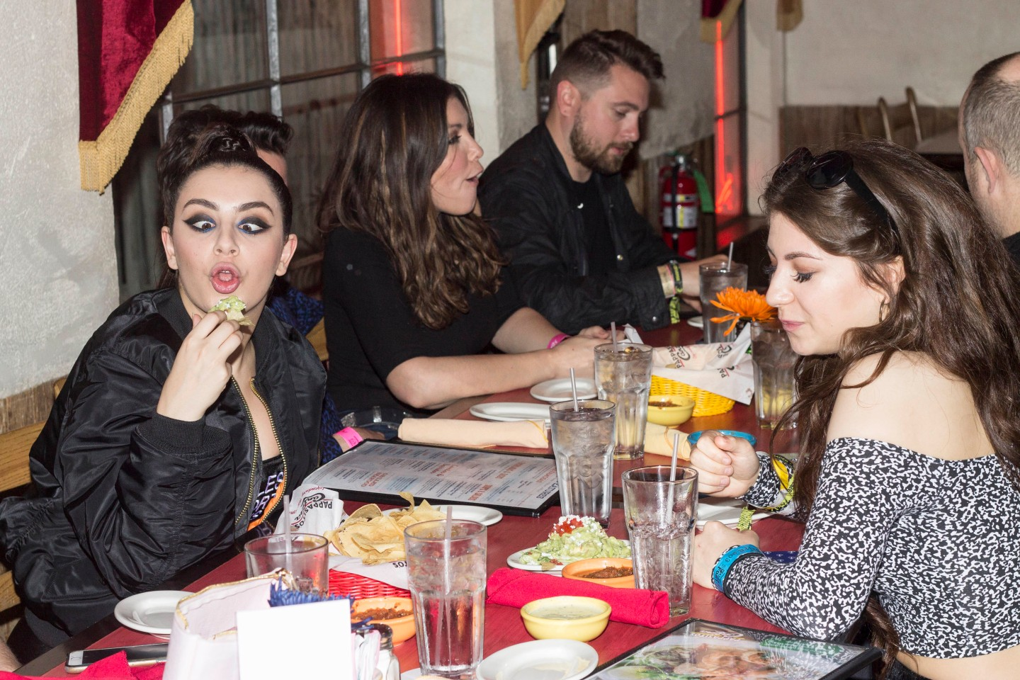 What It's Really Like To Go Backstage With Charli XCX