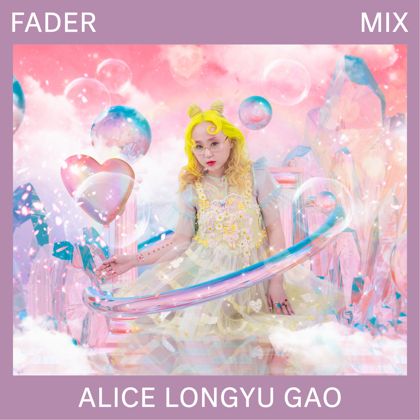 Listen to a new FADER Mix by Alice Longyu Gao