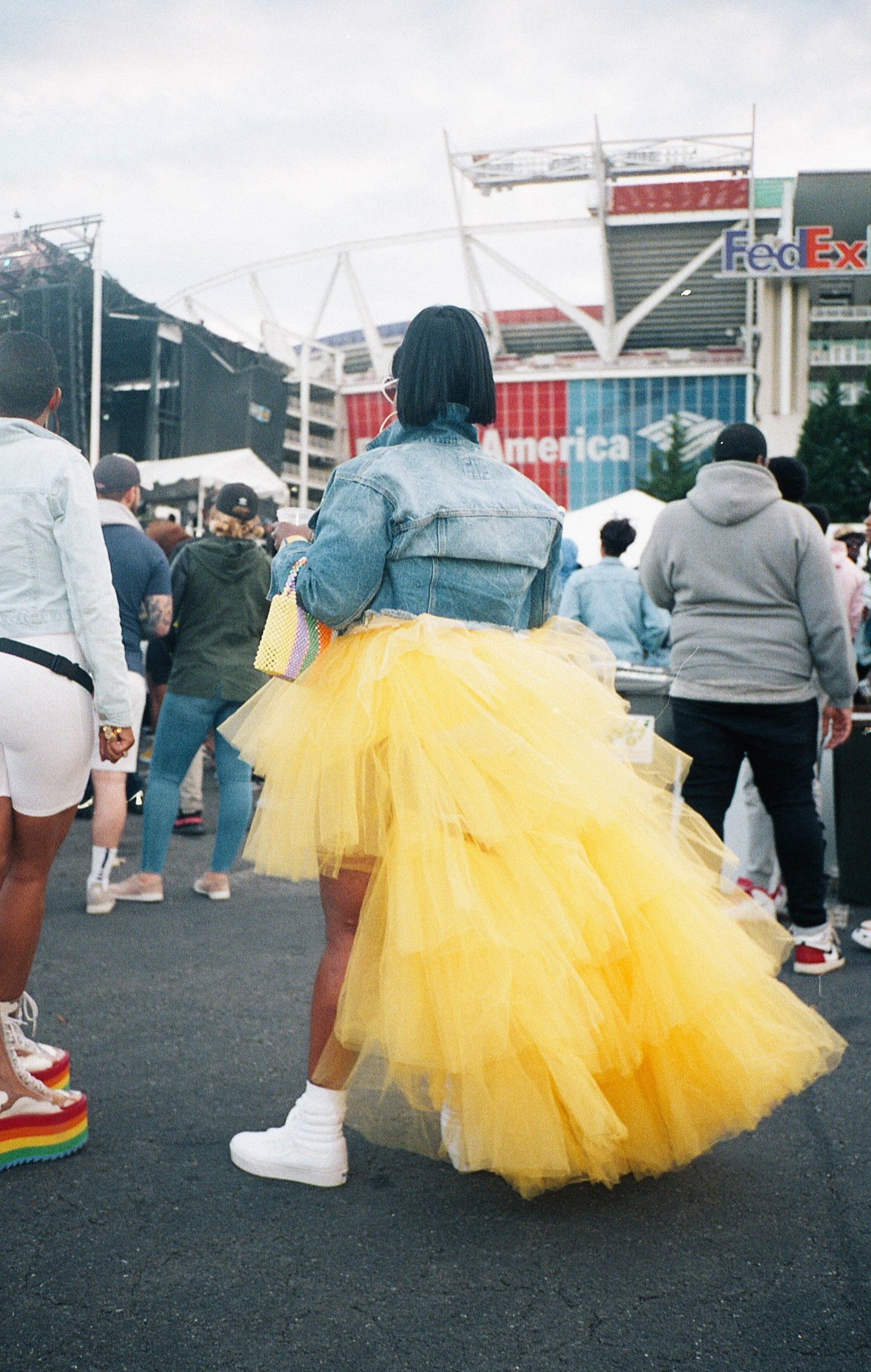 Check out these DMV looks from this past weekend's Broccoli City fest