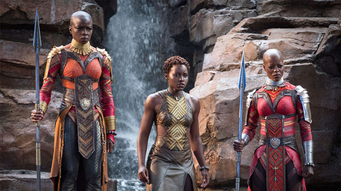 How <i>Black Panther</i>'s intricate costumes help tell its story