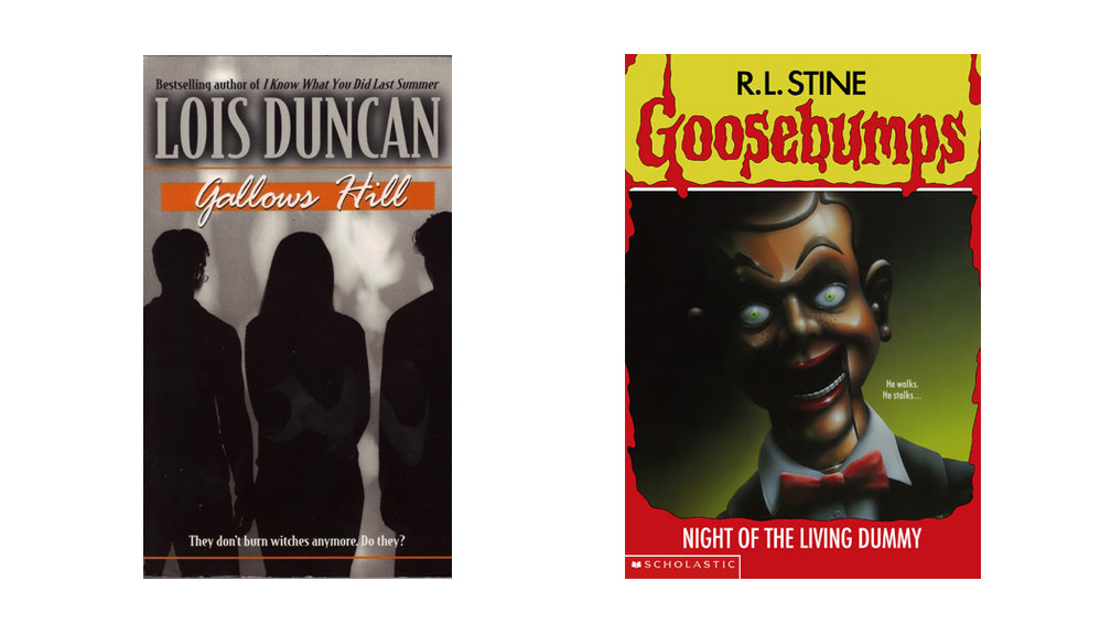 These freaky new stories are for grown-up <i>Goosebumps</i> kids