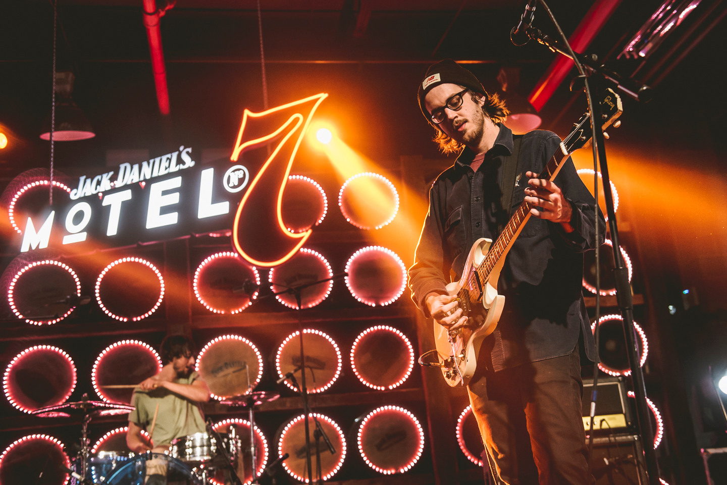 Cloud Nothings Prove Rock Is Alive At Motel No. 7