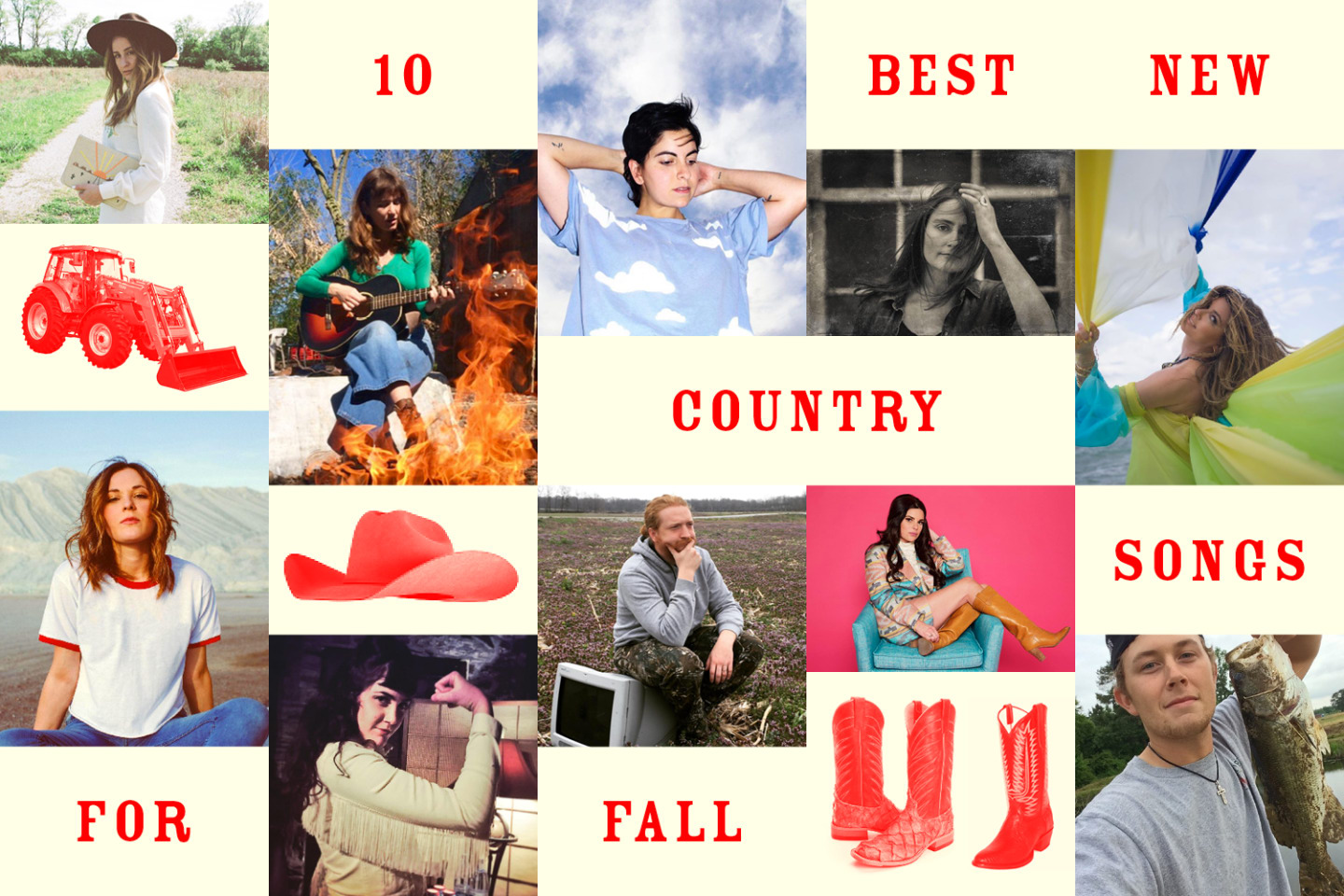 10 amazing country songs for Fall