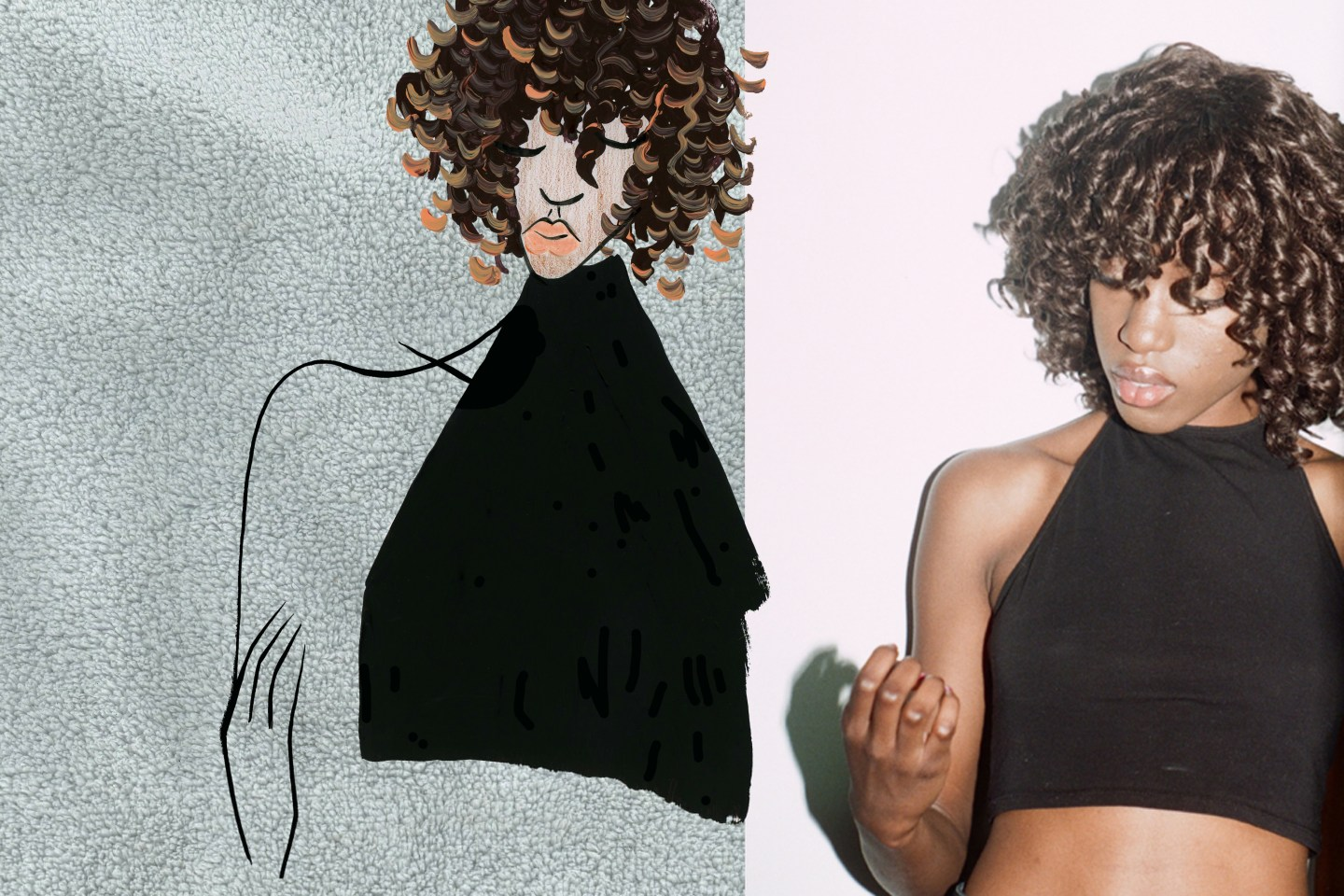 You Need To See These Gorgeous Fashion Illustrations Featuring Rihanna
