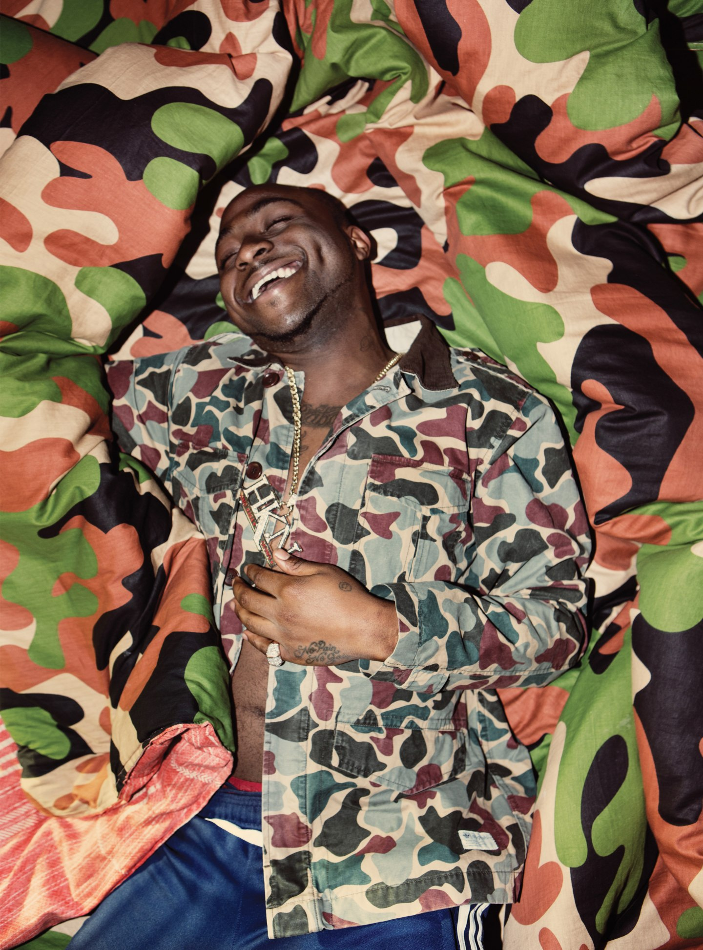 How Davido Became African Pop Music's Fortunate Son | The FADER