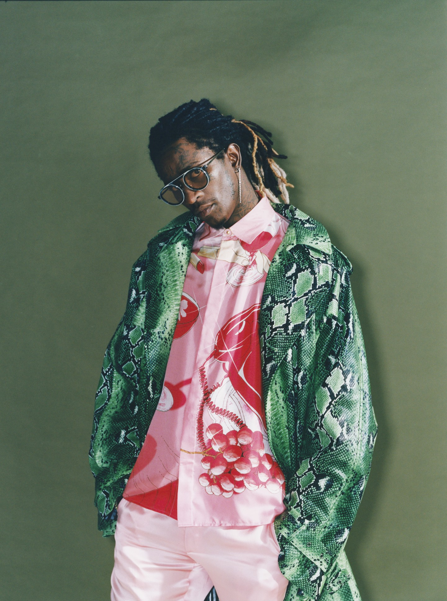 Cover Story Young Thug S Slime Century The Fader