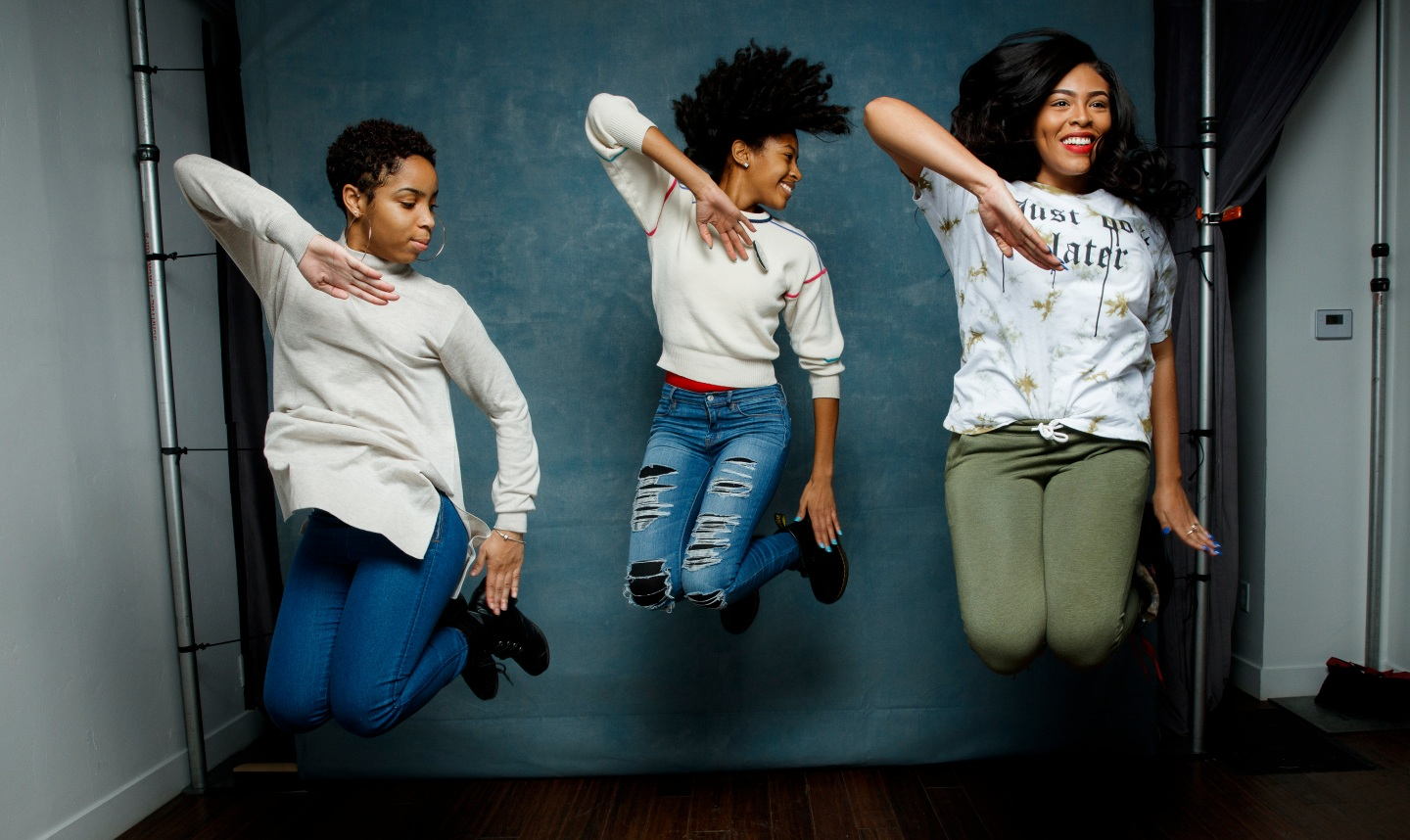 In The Film <i>STEP</i>, Black Girls Are Tenacious And Victorious