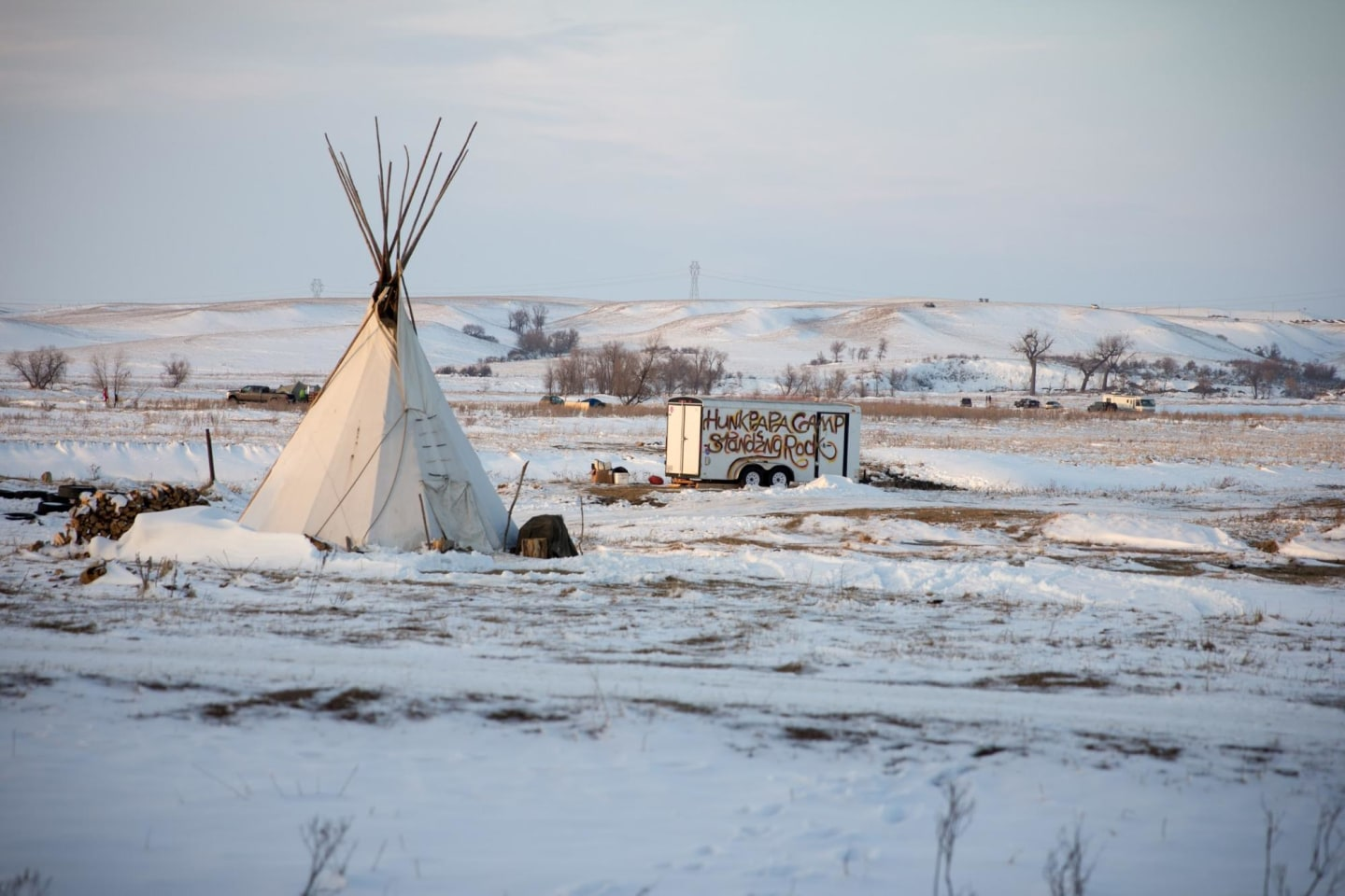 The Survival Of Standing Rock
