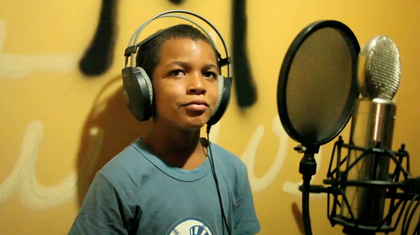 You Need To See <i>Jeffrey</i>, The Documentary About A 12-Year-Old Aspiring Reggaeton Musician