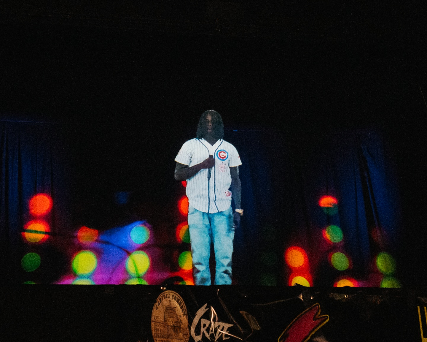 This Is What A Party With Chief Keef's Hologram Looks Like