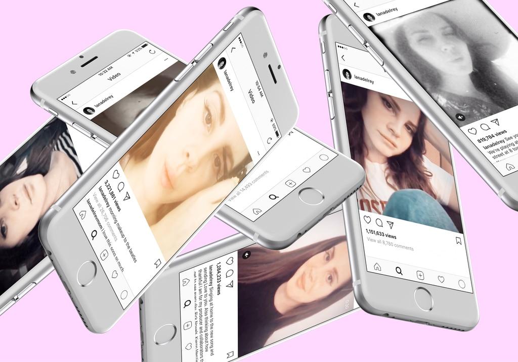 Lana Del Rey's Instagram Is Real-Time Proof Of Her Genius