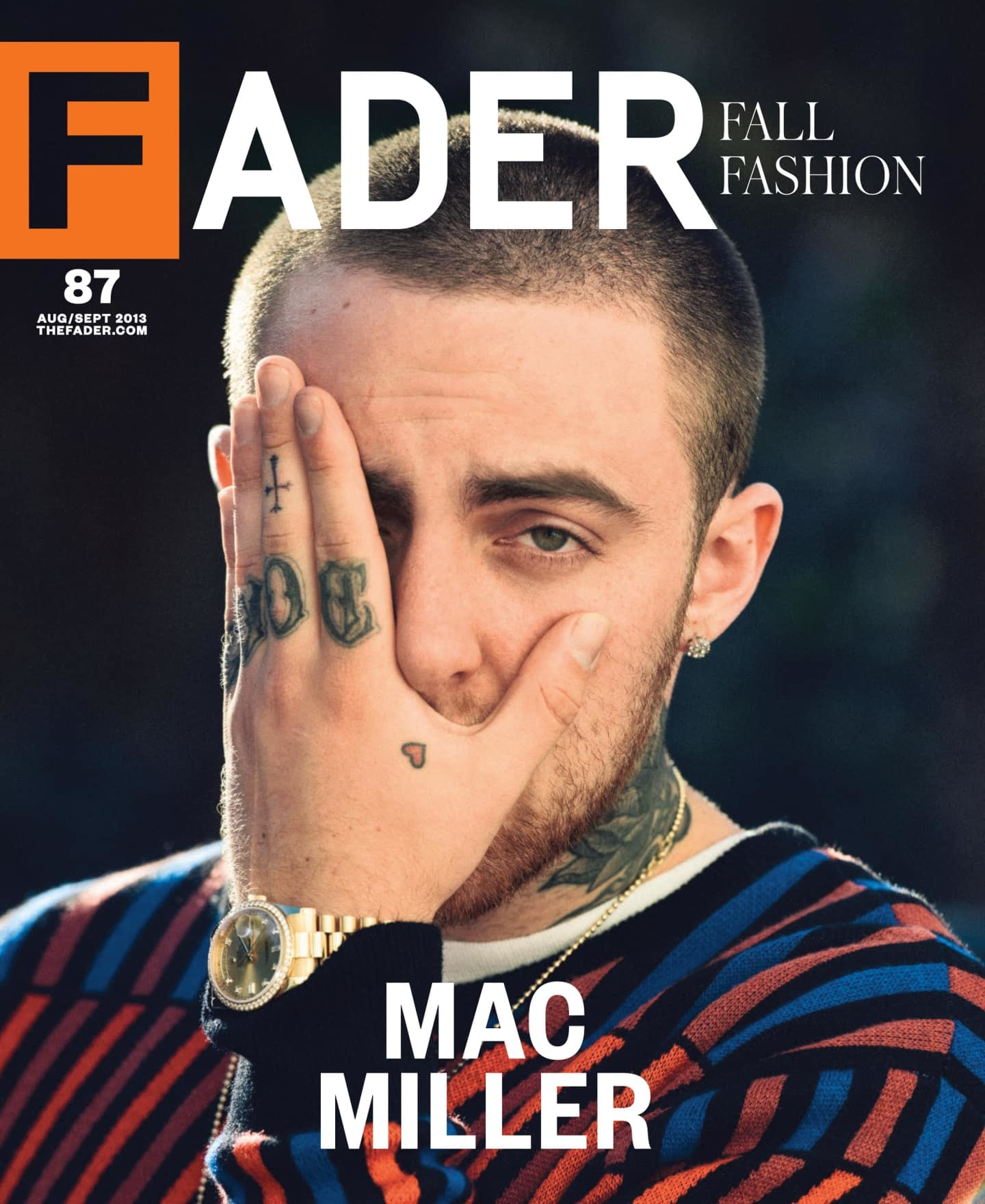 In memory of Mac Miller