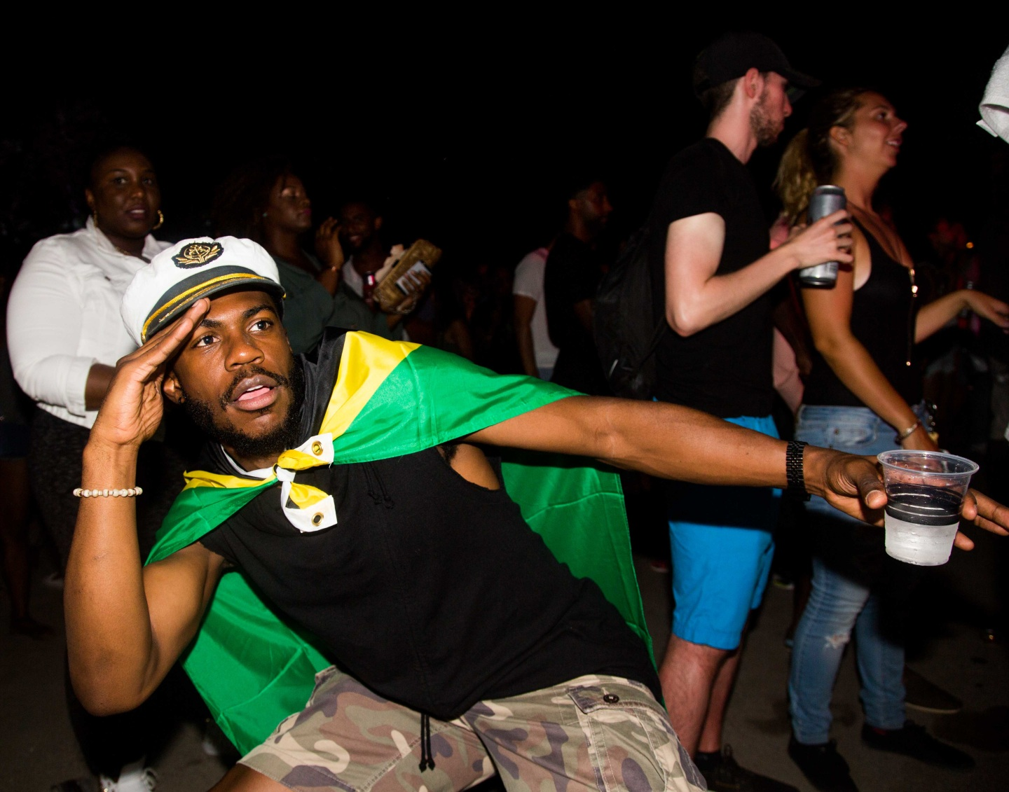 This Is What It Looked Like When OVO Fest Met Caribana