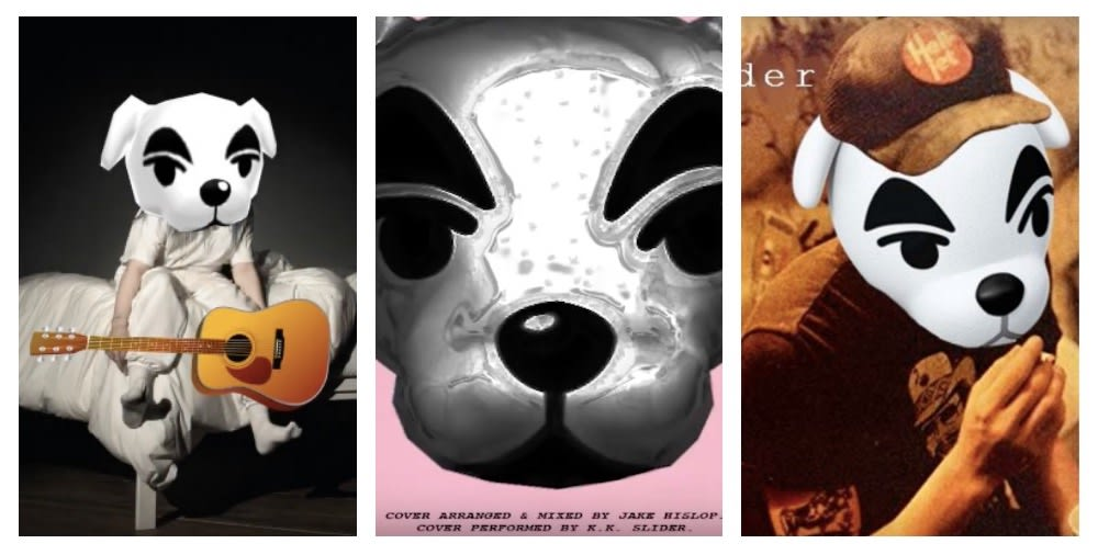 K.K. Slider of <i>Animal Crossing</i>'s 15 greatest covers